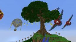Heaven's Tree Minecraft Map & Project