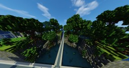 My Jurassic Park Minecraft Map & Project