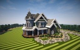 Victorian Mansion (DOWNLOAD) Minecraft Map & Project