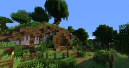Hobbit House Minecraft
