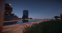 SteeltonMC- FetalFeast's Oak Harbor Beach-side Estates. Minecraft Map & Project