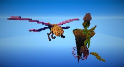 Dragonfly Island [Download Available] Minecraft Map & Project