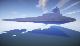 Star Destroyer 1:2 - Emilboyen Minecraft