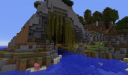 Smuggler's Cave Minecraft Project