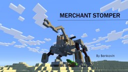 Merchant Stomper | PMC Contest Submission Entry Minecraft