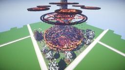 Disturbance In the Paradise-Plot build 100x100 Minecraft Map & Project