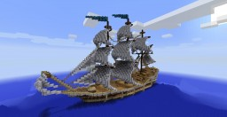 Warship Minecraft Map & Project