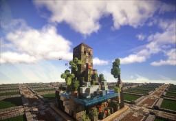 Roman Watchtower Minecraft Map & Project