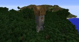 Medieval Watchtower Minecraft Map & Project