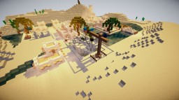 Desert City Minecraft