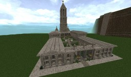 Mason Mix Minecraft Map & Project