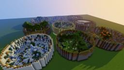 Mini-Gladiators (9 PVP Maps) Minecraft