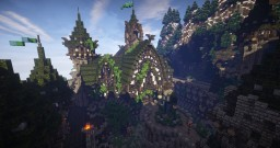 Medieval Archers Guild Minecraft Project