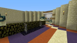 The Tunnel - Minecraft Trivia Minecraft Map & Project