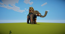 elephant Minecraft Map & Project