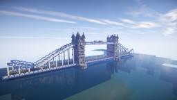 London Bridge Minecraft Map & Project