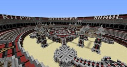 [Brawl.com] KitPvP Arena Minecraft Map & Project