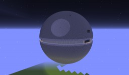 Death Star Minecraft Map & Project
