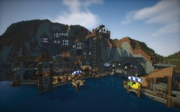 Cael'Taan - A Fantasy City Minecraft Map & Project