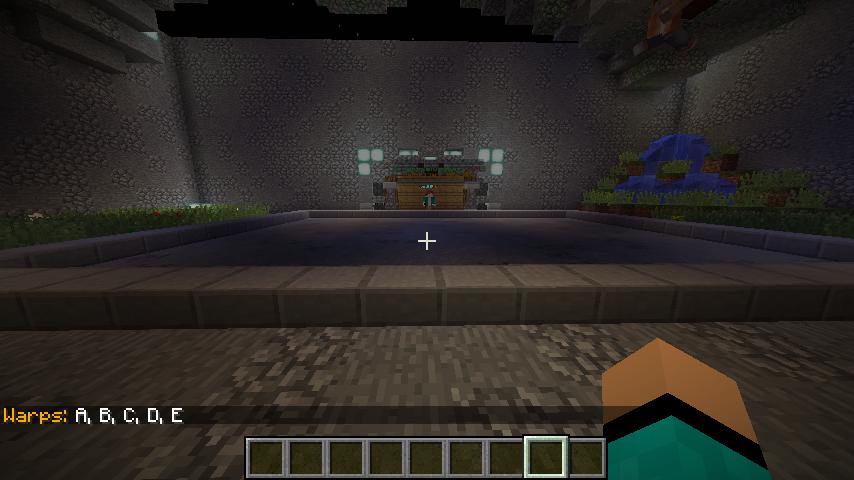 Minecraft Essentials Permissions Build