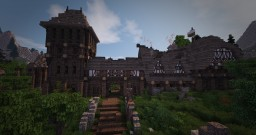 Penningham V.2 [World of Targur] Minecraft Map & Project