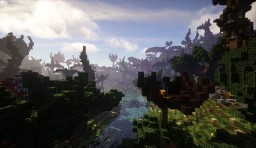 Ilusions Flower (Re-New Fantasy World V.2) Minecraft Project