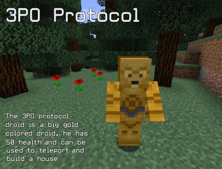 3PO Protocol Droid