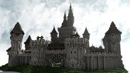 Al Kharak-Nur - Medieval Castle Minecraft Project