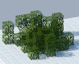 Artemesia Californica (Shrub) Minecraft