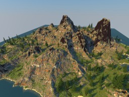 Serilos Island Minecraft Map & Project