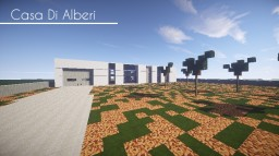 Casa Di Alberi | Italian Modern Mansion | IAS Minecraft Project