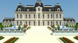 Château de Rosbourg Minecraft