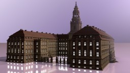 Christiansborg - Danish Parliament [Borgen] + Download Minecraft Map & Project