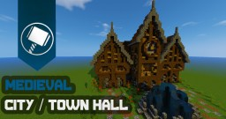 Medieval Town Hall / City Hall Tutorial