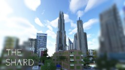 The shard   skyscraper Minecraft Map & Project
