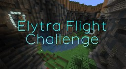 Elytra Flight Challenge Minecraft Project