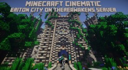 Medieval | Cinematic: Eriton City Minecraft Map & Project