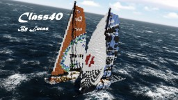 Class40 3:1 - By Lucas - ShipSide Minecraft Map & Project