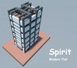 Spirit (Modern Flat) Minecraft Map & Project