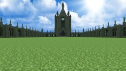 Early W.I.P Hogwarts Minecraft Project