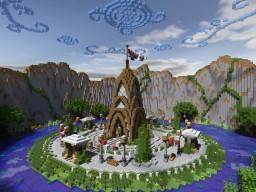 Hub Spawn Minecraft Map & Project
