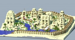 (PMC Desert Detour FINALIST)    ITASSA Village [POPREEL]   +Download, Schematic Minecraft