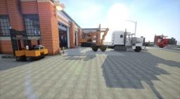 HMS SERVICE | American Truck Simulator Company Minecraft Map & Project