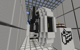 GLaDOS & Test Chamber - Portal Minecraft Map & Project