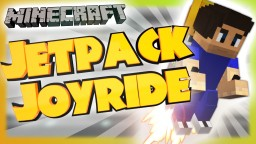Jetpack Joyride in Vanilla Minecraft Minecraft Map & Project