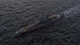 Japanese Battleship 799 Owari Minecraft Map & Project