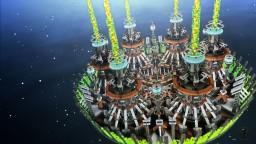 Kaleido | 6-Portal Hub Minecraft Project