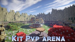 Small Kit PvP Arena/Map Minecraft Map & Project