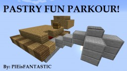 Pastry Fun Parkour Minecraft Map & Project