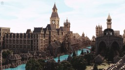 The Old London - By ElysiumFire Minecraft Project